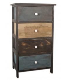 muebles-vintage-1 La decoracion con gran ayuda del estilo de muebles vintage