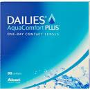 Dailies-Aquacomfort-Plus Lentes de contacto cambio diario Dailies Aquacomfort Plus