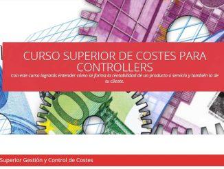 curso superior de costes